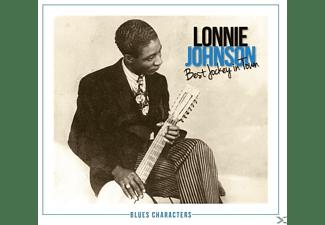 Lonnie Johnson - Best Jockey In Town  - (CD)