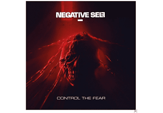 Negative Self - CONTROL THE FEAR (WHITE)  - (Vinyl)