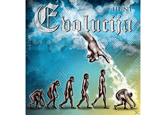 Evolucija - Hunt - (CD)