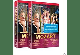 VARIOUS - Le Nozze di Figaro/Cosi fan Tutte/Entführung  - (DVD)