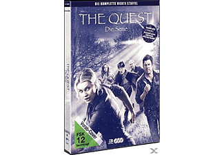 The Quest - Die Serie - Staffel 4 - (DVD)