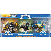 Skylanders Imaginators Champions Combo Pack 3