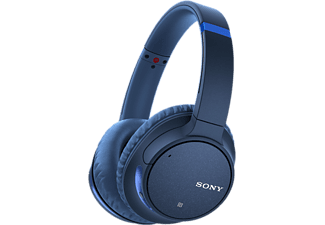SONY Draadloze hoofdtelefoon Noise Cancelling Blauw