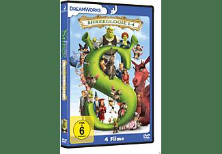 Shrek 1-4 - Die Komplette Shrekologie DVD