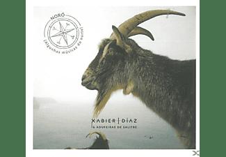 Xabier & Adufeiras De Salitre Diaz - Noró (Algunhas músicas do Norte)  - (CD)