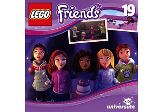 VARIOUS - LEGO Friends (CD 19)  - (CD)