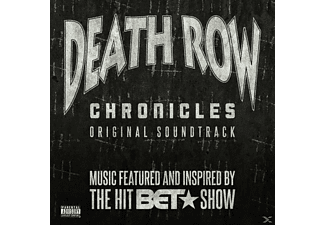 VARIOUS - Death Row Chronicles: Original Soundtrack - (CD)