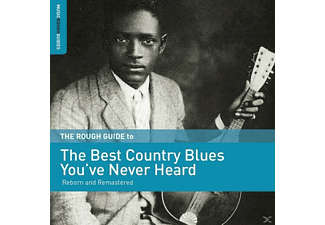VARIOUS - Rough Guide: The Best Country Blues - (CD)