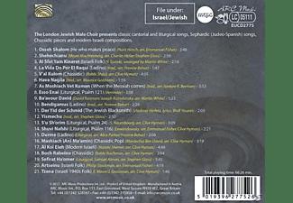 London Jewish Male Choir - Best Of The London Jewish Male Choir  - (CD)