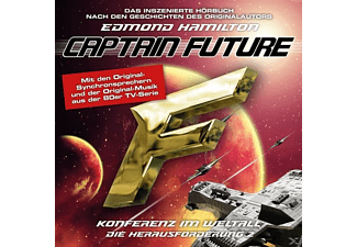 Captain Future: Die Herausforderung-Folge 02 - 1 CD - Science Fiction/Fantasy