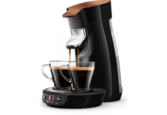PHILIPS Senseo Viva Café - Black Copper