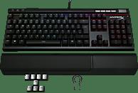 HYPERX Alloy Elite RGB-MX, Gaming Tastatur, Mechanisch, Cherry MX Brown