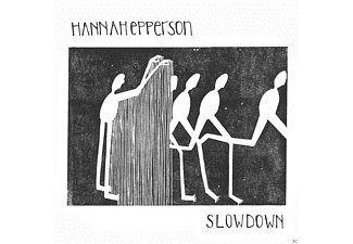 Hannah Epperson - Slowdown - (CD)