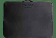TUCANO 30085 BFC1314 SECOND SKIN Notebookhülle, Sleeve, 14 Zoll, Schwarz