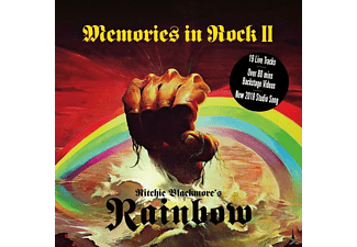 Rainbow - Memories In Rock II (2CD+DVD) - (CD + DVD Video)