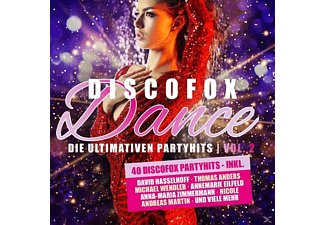 VARIOUS - Discofox Dance Vol.2 Die Ultimativen Party Hits - (CD)