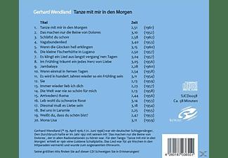 Gerhard Wendland - Tanze Mit Mir In Den Morgen  - (CD)