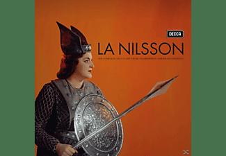 Birgit Nilsson - La Nilsson  - (CD + DVD Video)