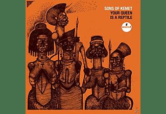 Sons Of Kemet - Your Queen Is A Reptile  - (CD)