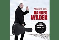 Hannes Wader - Macht's Gut! [CD]