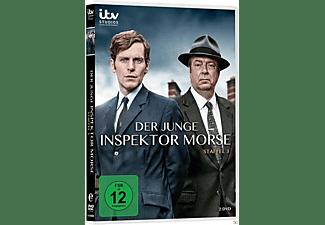 Der junge Inspektor Morse - Staffel 3 DVD