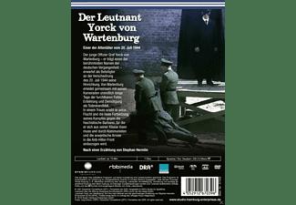 Der Leutnant Yorck von Wartenburg DVD