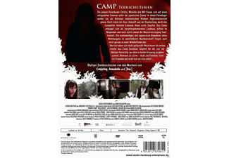 Camp - Tödliche Ferien DVD