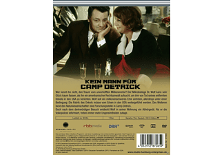 Kein Mann für Camp Detrick DVD