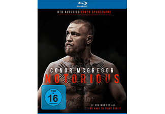 Conor McGregor Blu-ray