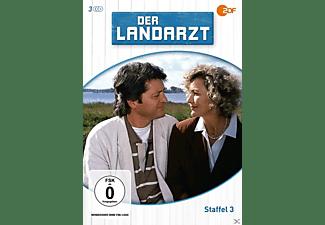 Der Landarzt - 3. Staffel DVD