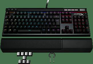 HYPERX Alloy Elite RGB-MX, Gaming Tastatur, Mechanisch, Cherry MX Red