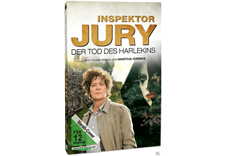 Inspektor Jury - Der Tod des Harlekins DVD