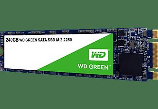 WD Green™, 240 GB, SSD, intern