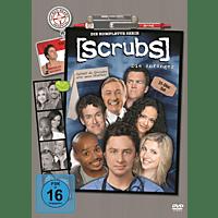 Scrubs - Staffel 1-9 DVD