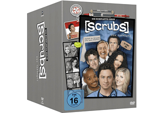 Scrubs - Staffel 1-9 DVD