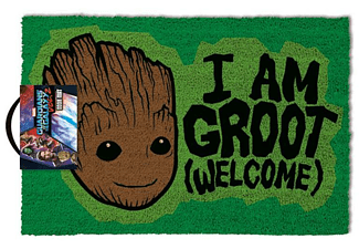 Guardians of the Galaxy Vol. 2 Fußmatte I Am Groot Welcome