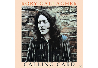 Rory Gallagher - Calling Card (Remastered 2012)  - (CD)