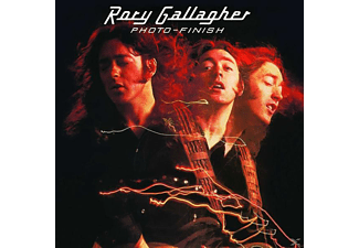 Rory Gallagher - Photo Finish (Remastered 2012) - (CD)