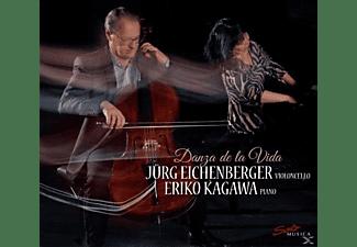 Jürg Eichenberger, Eriko Kagawa - Danza de la Vida  - (CD)