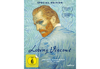 Loving Vincent (Limited Special Edition) - (DVD)