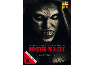 The Monster Project - (Blu-ray + DVD)