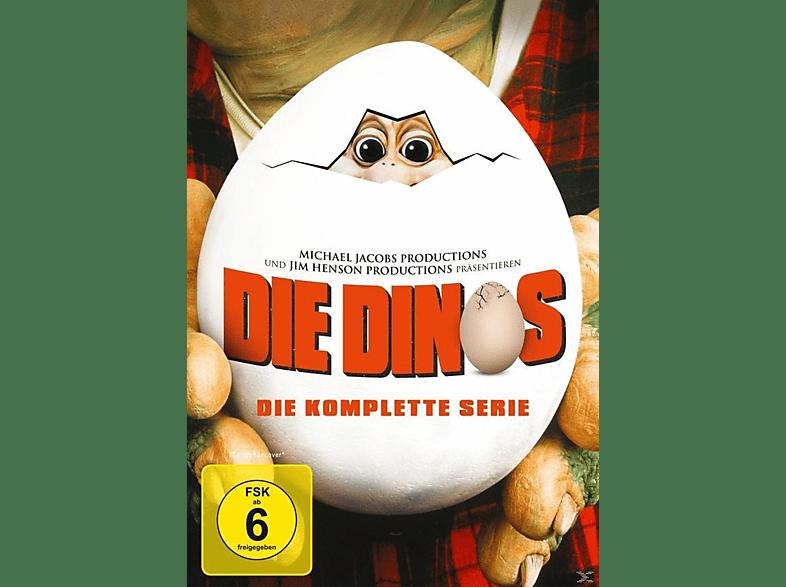 Die Dinos - Die komplette Serie (9 DVDs) [DVD]