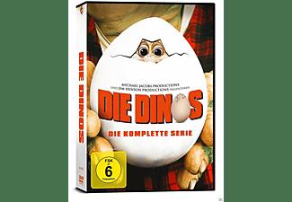 Die Dinos - Die komplette Serie (9 DVDs) DVD
