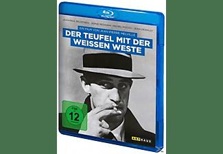 Der Teufel mit der weißen Weste Blu-ray