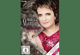 Monika Martin - Für immer (Fanbox)  - (CD + DVD Video)