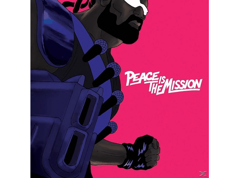Major Lazer - Peace Is The Mission (Vinyl Inkl.CD) [Vinyl]