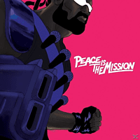 Major Lazer - Peace Is The Mission (Vinyl Inkl.CD) [Vinyl]