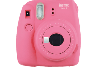 FUJI Instax Mini 9 Flamingo Pink (B13080)