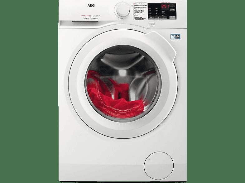 AEG Wasmachine voorlader ProSense D (L6FBI86W)