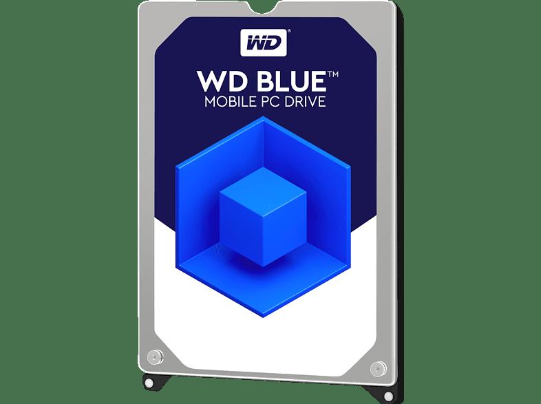 WD Blue Mobile, 1 TB, HDD, 2,5 Zoll, intern